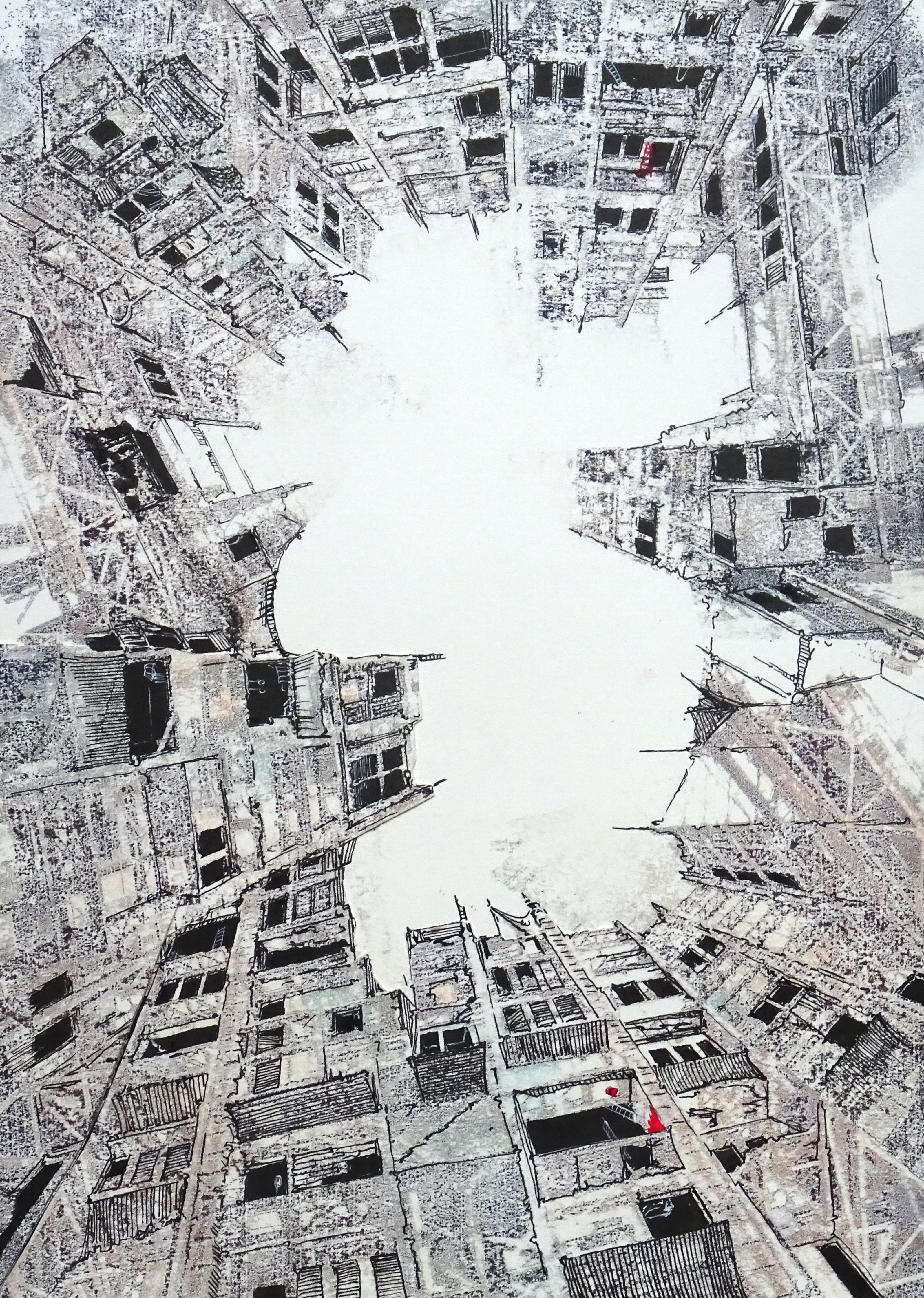 Hangende stad 2